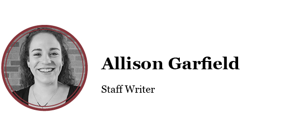 Allison Garfield Box - staff writer